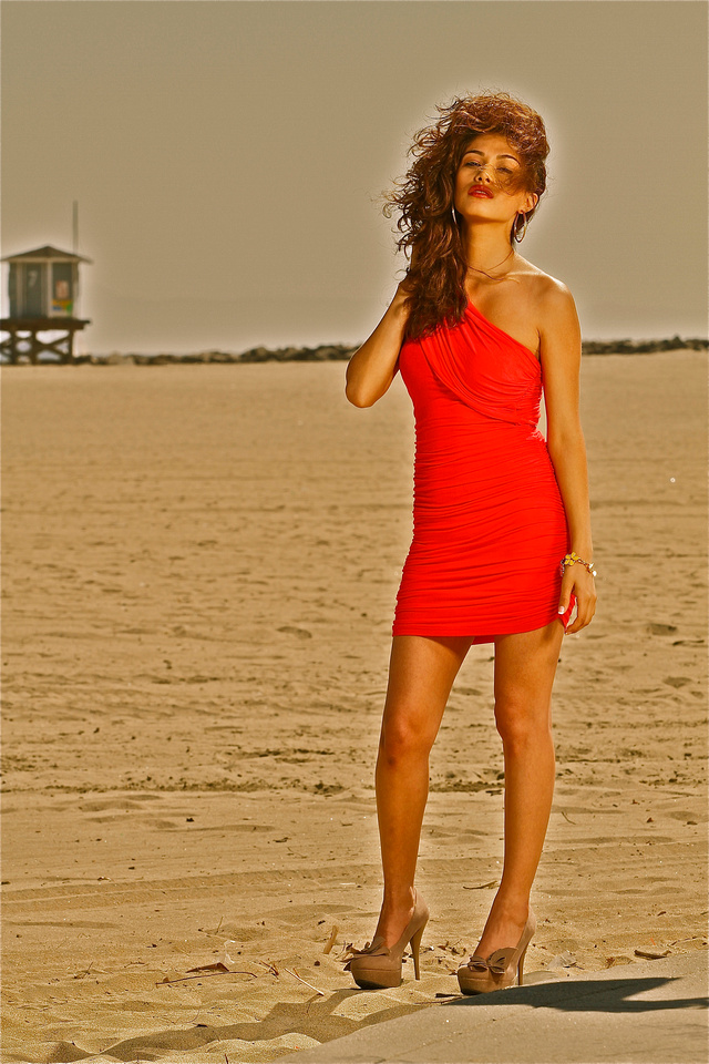 Fashion Photographer Newport Beach Studio