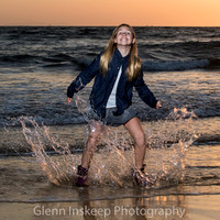beach photographer portrait photography