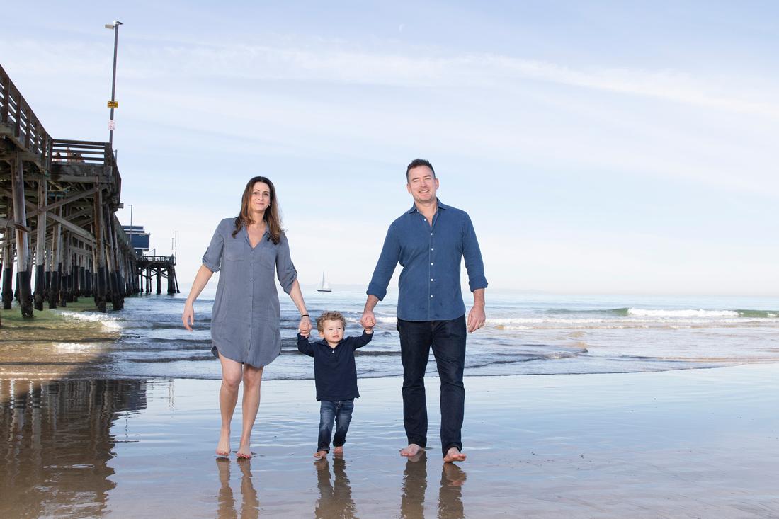 Family Photographer Newport Beach Photography Studio