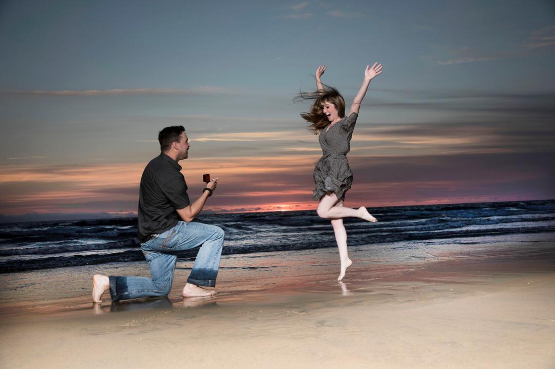 proposal photographer in newport beach