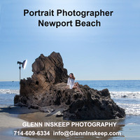 portrait photographer in corona Del mar