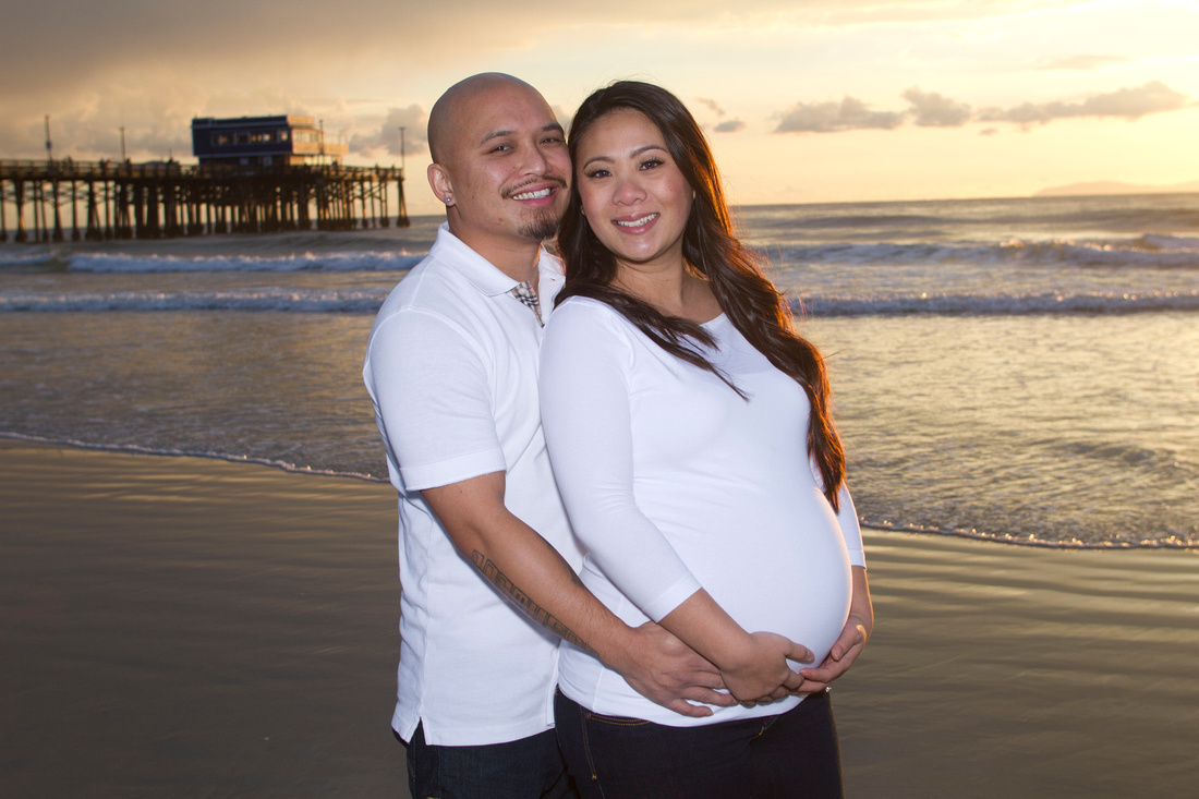 Maternity Photographer Newport Beach Photography