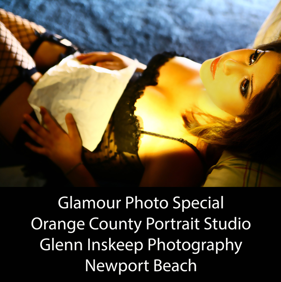 Boudoir Portrait Photographer Newport Beach Orange County Photography