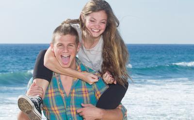 family photographer in newport beach