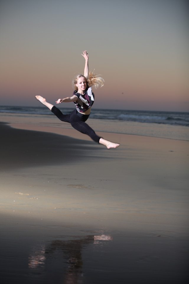 Dance Portrait Photographer Newport Beach, Orange County