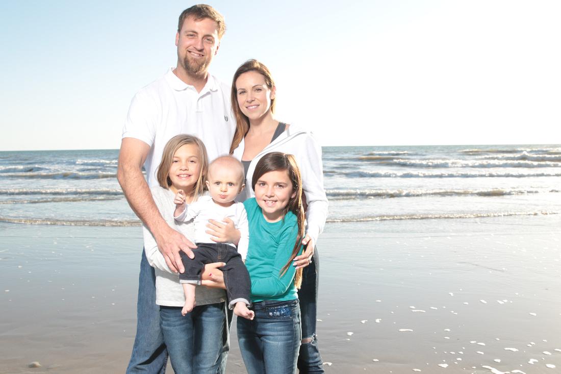 Family Portrait Photographer Newport Beach Photography