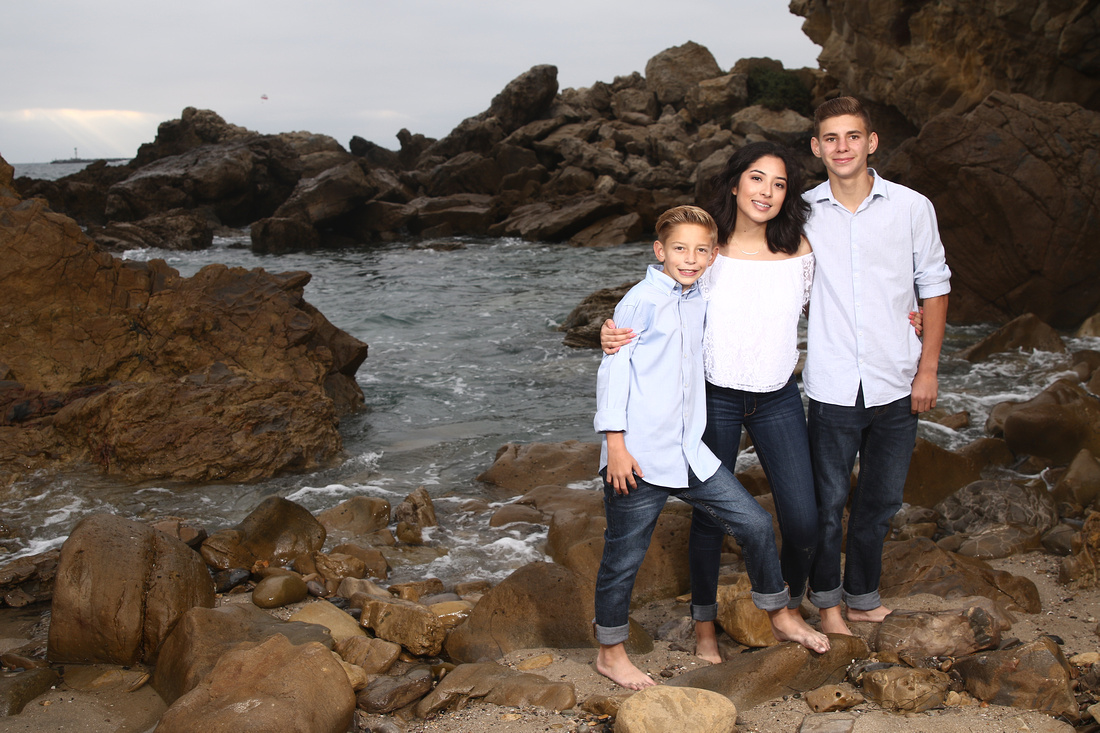 family photographer corona del mar photography studio