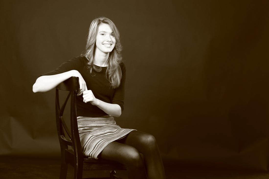 Senior Portrait Photographer Orange County Photography Studio
