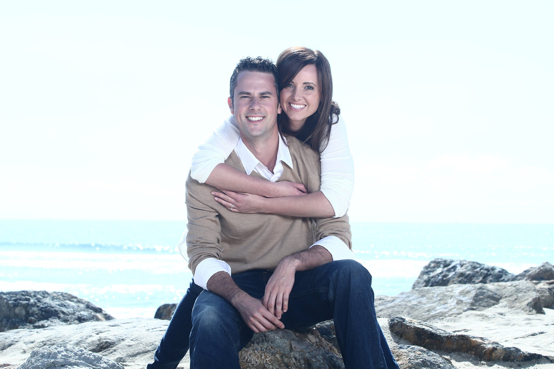 Engagement Portrait Photographer In Newport Beach