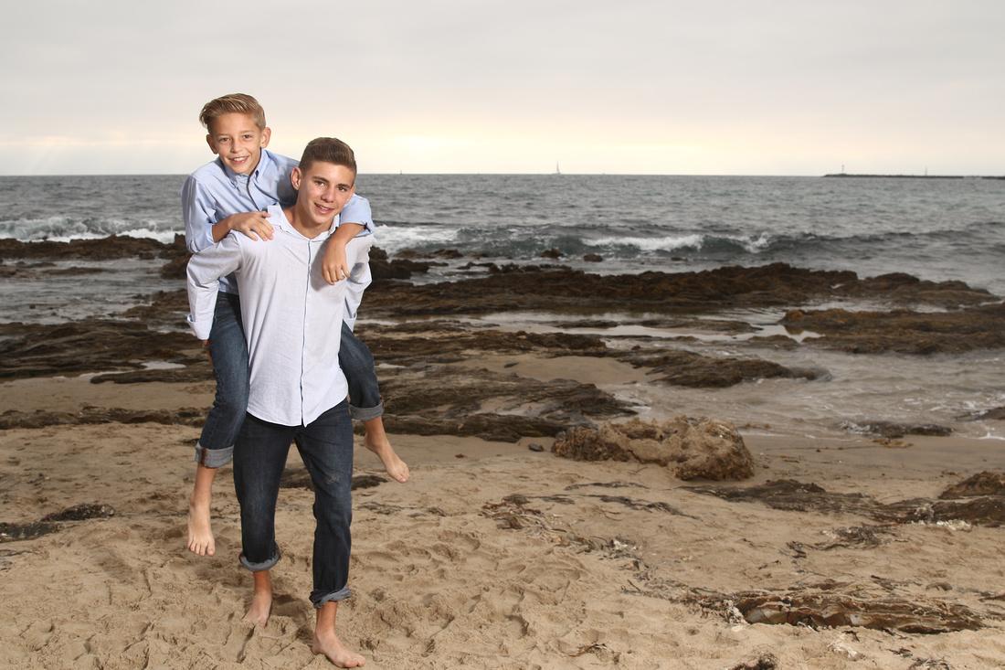 family photographer corona del mar photography studio