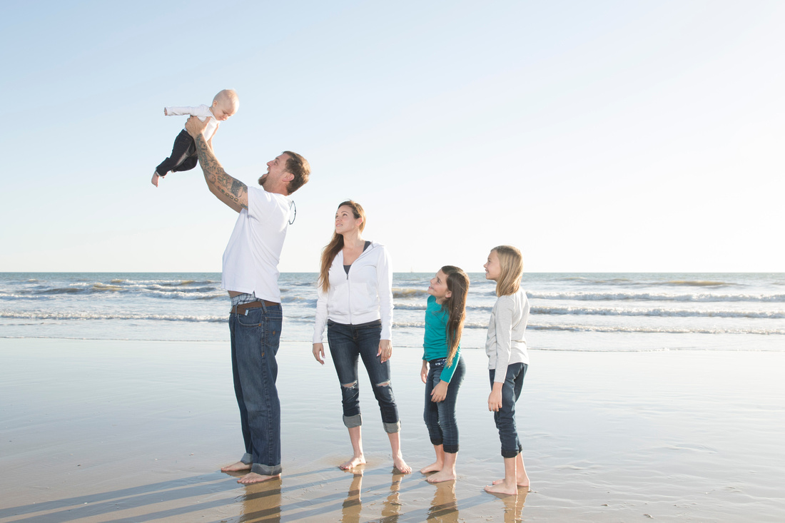 Family Portrait Photographer Newport Beach Photography