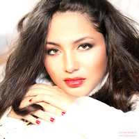 glamour shots with free retouching
