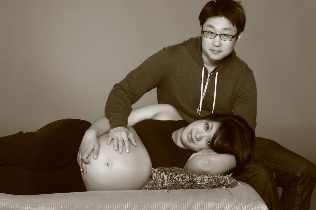 Maternity Portrait Photographer In Newport Beach
