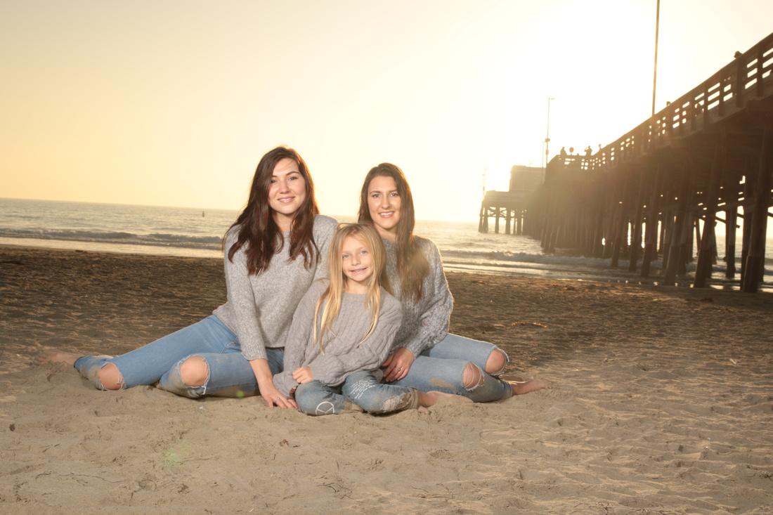 Family Portrait Photographer Orange County Photography